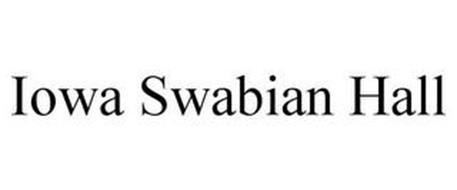 IOWA SWABIAN HALL