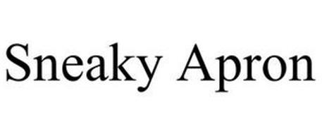 SNEAKY APRON