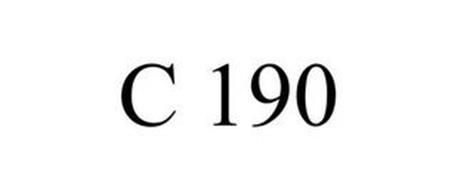 C 190