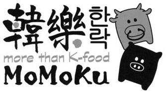 MORE THAN K-FOOD MOMOKU