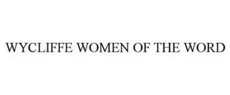 WYCLIFFE WOMEN OF THE WORD