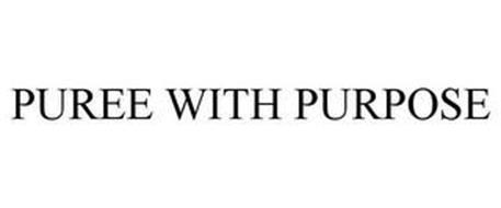PUREE WITH PURPOSE