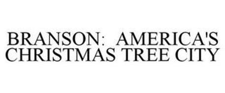 BRANSON: AMERICA'S CHRISTMAS TREE CITY