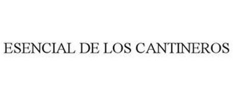 ESENCIAL DE LOS CANTINEROS