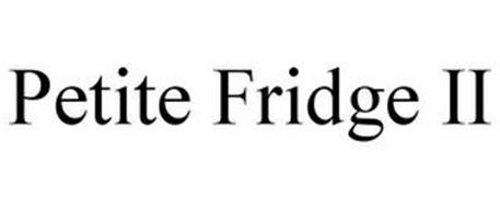 PETITE FRIDGE II