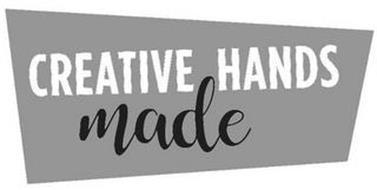 CREATIVE HANDS MADE