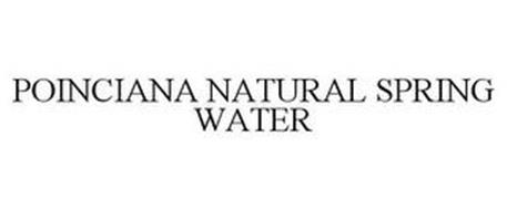 POINCIANA NATURAL SPRING WATER