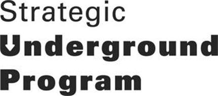 STRATEGIC UNDERGROUND PROGRAM