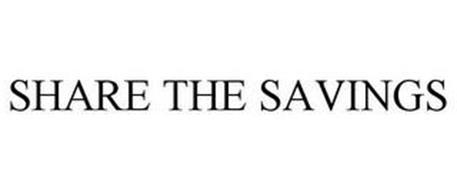 SHARE THE SAVINGS