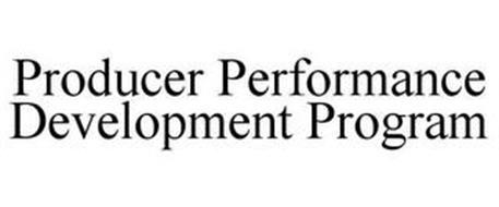 PRODUCER PERFORMANCE DEVELOPMENT PROGRAM