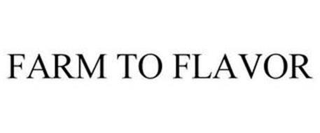 FARM TO FLAVOR