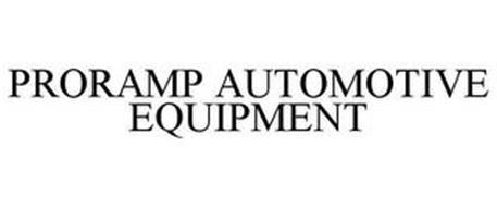 PRORAMP AUTOMOTIVE EQUIPMENT