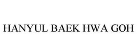 HANYUL BAEK HWA GOH