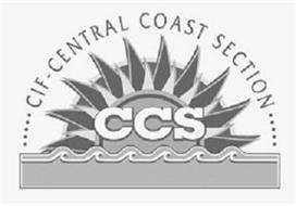 CIF CENTRAL COAST SECTION CCS