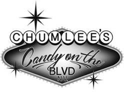 CHUMLEE'S CANDY ON THE BLVD NV
