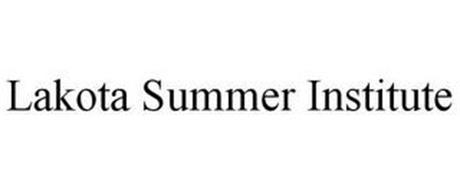 LAKOTA SUMMER INSTITUTE