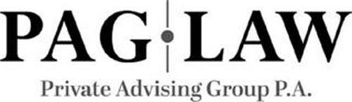 PAG LAW PRIVATE ADVISING GROUP P.A.