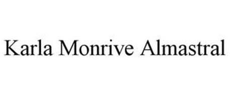 KARLA MONRIVE ALMASTRAL