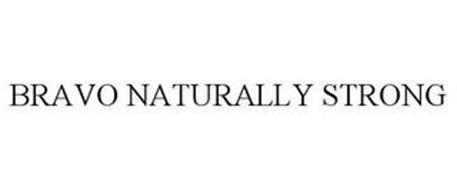 BRAVO NATURALLY STRONG