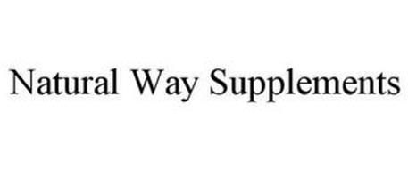 NATURAL WAY SUPPLEMENTS