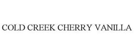 COLD CREEK CHERRY VANILLA