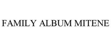 FAMILY ALBUM MITENE