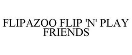 FLIPAZOO FLIP 'N' PLAY FRIENDS