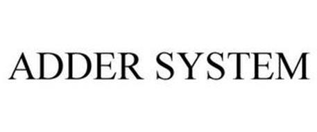 ADDER SYSTEM