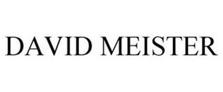 DAVID MEISTER