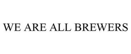 WE ARE ALL BREWERS