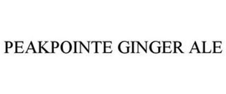 PEAKPOINTE GINGER ALE