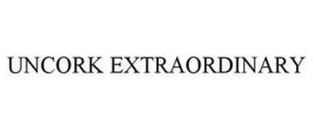 UNCORK EXTRAORDINARY