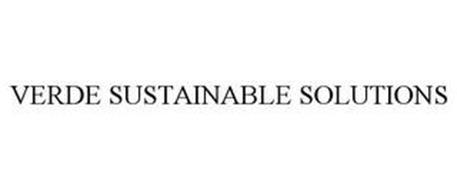 VERDE SUSTAINABLE SOLUTIONS
