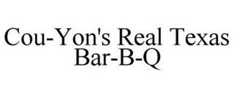 COU-YON'S REAL TEXAS BAR-B-Q