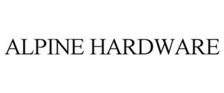ALPINE HARDWARE