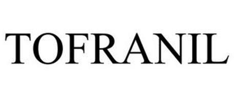 TOFRANIL Trademark of SpecGx LLC Serial Number: 87543724