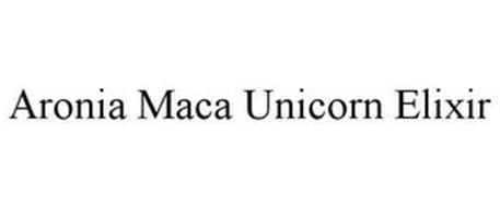 ARONIA MACA UNICORN ELIXIR