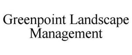 GREENPOINT LANDSCAPE MANAGEMENT