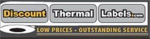 DISCOUNT THERMAL LABELS.COM LOW PRICES OUTSTANDING SERVICE