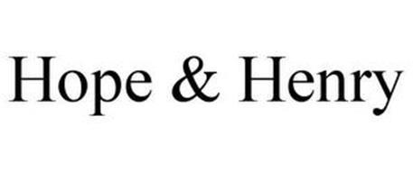 HOPE & HENRY
