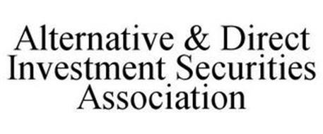 ALTERNATIVE & DIRECT INVESTMENT SECURITIES ASSOCIATION