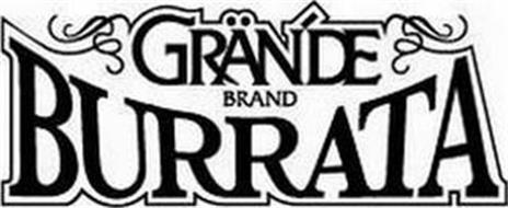 GRANDE BRAND BURRATA
