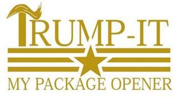 TRUMP-IT MY PACKAGE OPENER