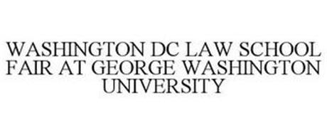 WASHINGTON DC LAW SCHOOL FAIR AT GEORGEWASHINGTON UNIVERSITY