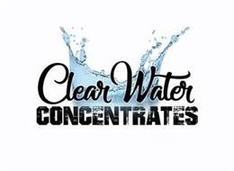 CLEAR WATER CONCENTRATES