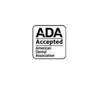 ADA ACCEPTED AMERICAN DENTAL ASSOCIATION