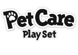 PET CARE PLAY SET
