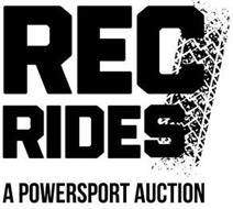 REC RIDES A POWERSPORT AUCTION