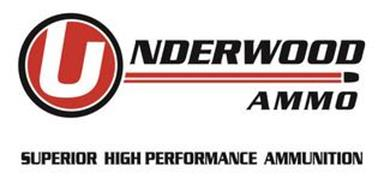 UNDERWOOD AMMO SUPERIOR HIGH PERFORMANCE AMMUNITION