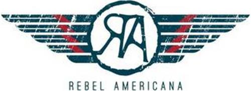 RA REBEL AMERICANA